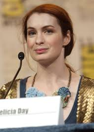 what is felicia day s hair color felicia day house wiki fandom powered by wikia