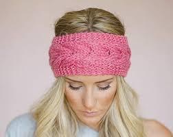 headband ear warmer knit ear warmer headband 23 colors beeniebee