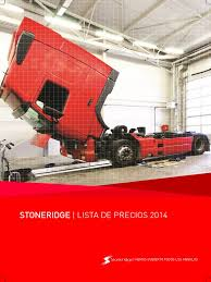 catalogo stoneridge 2014