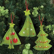 christmas tree ornament kits christmas lights decoration
