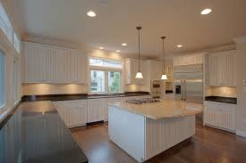 Painted Kitchen Islands by Painted Kitchen Cabinets Two Different Gallery With Color Island