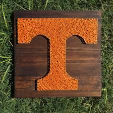 Tennessee Vols Home Decor Made To Order Tennessee Vols String Art Board