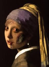 girl pearl earing girl w a pearl earring by uncannyphantom on deviantart