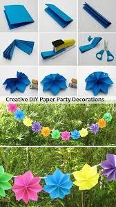creative diy paper decorations i diy