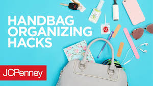 Organizing Hacks by What U0027s In Your Bag Purse Organization Ideas And Hacks Jcpenney