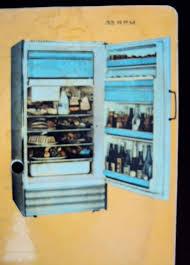 Fabuloso DI 97 – Disco ou LP antigo promocional da geladeira Frigidaire  #ID74