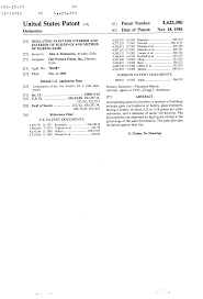 patent us4623390 insulating paint for interior and exterior of