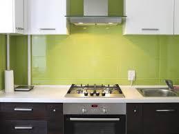 interior travertine backsplash tile green glass subway tile