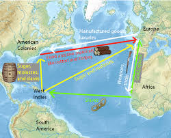 Christopher Columbus Route Map by Dbq Triangle Slave Trade Common Core State Standards Ccss
