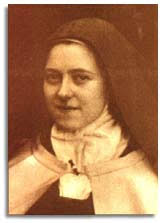Prayer To St Therese The Little Flower - st therese of lisieux saints u0026 angels catholic online