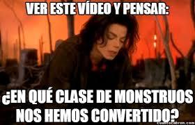 Memes De Michael Jackson - cuánto cabrón la canción earth song de michael jackson nos deja