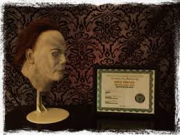 halloween h20 mask for sale my props busts u0026 masks horror has a new name