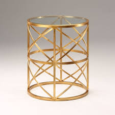 Gold Accent Table Brilliant Gold Accent Table The Well Appointed House Luxuries For