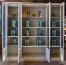 Silver Bookcase Bookcase Stillgoode Consignments