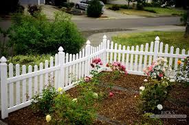 vinyl picket fence u0026 white vinyl picket fencing ricksfencing com