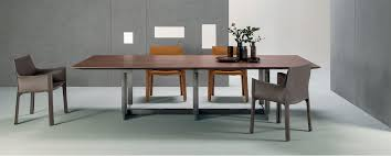 Office Dining Furniture by Sarpi Office Table By Carlo Scarpa Cassina