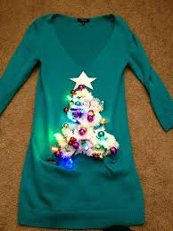 Ugly Christmas Sweater With Lights Best 25 Diy Ugly Christmas Sweater With Lights Ideas On Pinterest