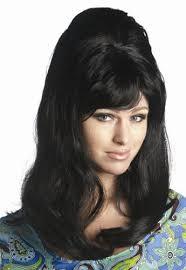 Elvis Priscilla Presley Halloween Costumes Priscilla Presley 60s 70s Halloween Costume Wig Amazon