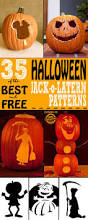 halloween templates free 35 of the best jack o lantern patterns pumpkin carving templates
