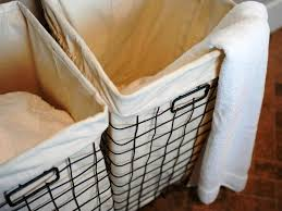 Laundry Hamper Replacement Bags by Laundry Hamper For Small Spaces Double Sorter U2014 Sierra Laundry