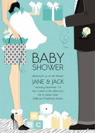 couples baby shower invitations customized baby shower invitations