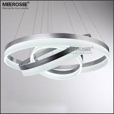Led Pendant Light Fixtures Circle Light Fixture Lighting Designs