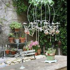 28 best shabby chic garden ideas images on pinterest gardening