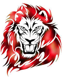 34 best co lord backrounds lion tribal tattoo designs images on