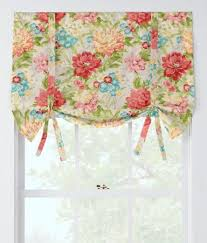 Tie Up Valance Kitchen Curtains 17 Best Tie Up Valances Images On Pinterest Country Curtains