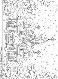 christmas coloring adults christmas collage