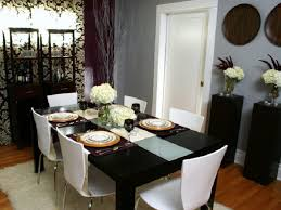 Fine Elegant Dining Table Centerpieces This For The And Design - Decor for dining room table