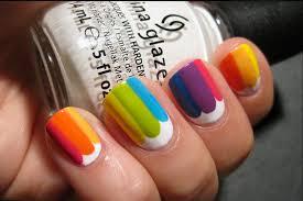 new summer nail art designs u0026 nail color trends 2015 beststylo com
