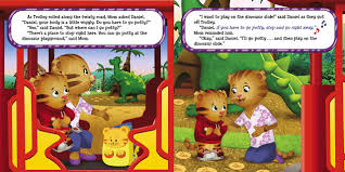 tiger family trip daniel tiger s neighborhood becky friedman