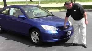 2004 honda civic ex service manual used 2005 honda civic ex coupe for sale at honda cars of bellevue