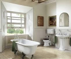 deco salle de bain avec baignoire décoration salle de bains style vintage en 33 idées géniales
