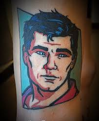archer tattoos colortattoos sterlingarcher