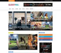 free magazine blogger template best blogger templates responsive themes wordpress themes