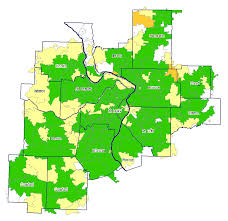 Missouri Zip Code Map by Missouri Zip Codes Map List Counties And Cities Here Are The