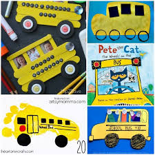 25 bus safety ideas bus crafts