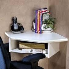 Corner Shelf Desk Small Corner Desk With Shelves Desks Shelves Pinterest