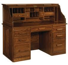 solid oak roll top desk furniture oak roll top computer desk 7 oak roll top computer