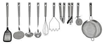spatule de cuisine chef spatule de cuisine argent larg 8 5 x 38 cm produits