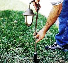 How To Install Outdoor Landscape Lighting How To Install Outdoor Landscape Lighting Install The Light