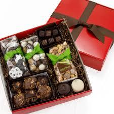 gourmet gifts artisan favorites gift box sweettrio