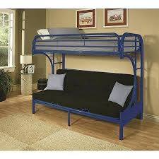 Wood Futon Bunk Bed Size Bunk Bed With Futon Wood Futon Bunk Bed Style Size