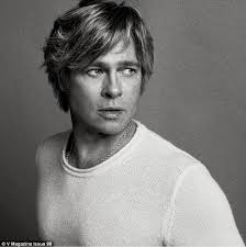 robert redford haircut brad pitt channels seventies action man and style icon robert
