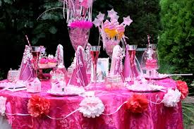 princess birthday party princess party table pink princess birthday party on a budget