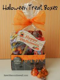 it u0027s written on the wall 34 halloween treat tags plus