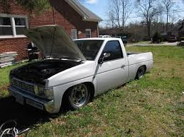 bagged nissan hardbody lowbody2 u0027s profile in chesapeake va cardomain com