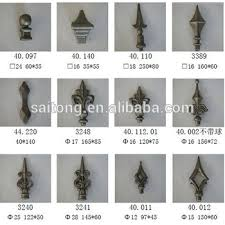 ornamental gate hardware wrought iron fence view wrought